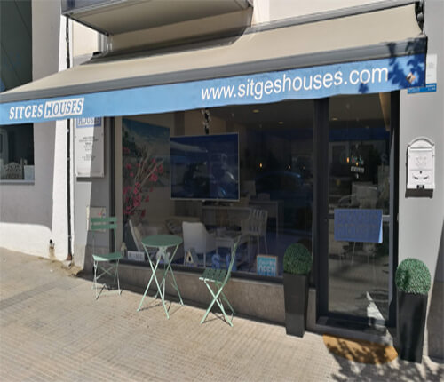 Sitges Houses